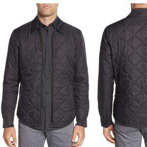 NEW Hugo Boss mens lightweight quilted jacket L